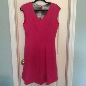 New Sandra Darren size 12 fit and flare dress